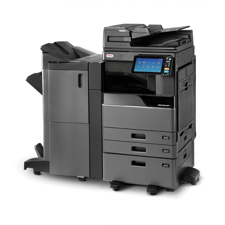 OKI Executive Series ES9466 MFP with DSDF
