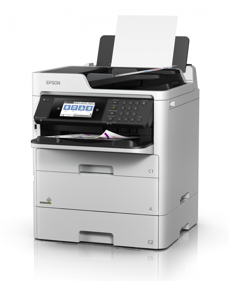 Epson WorkForce WF‐C579R A4 Colour Multi‐function Printer