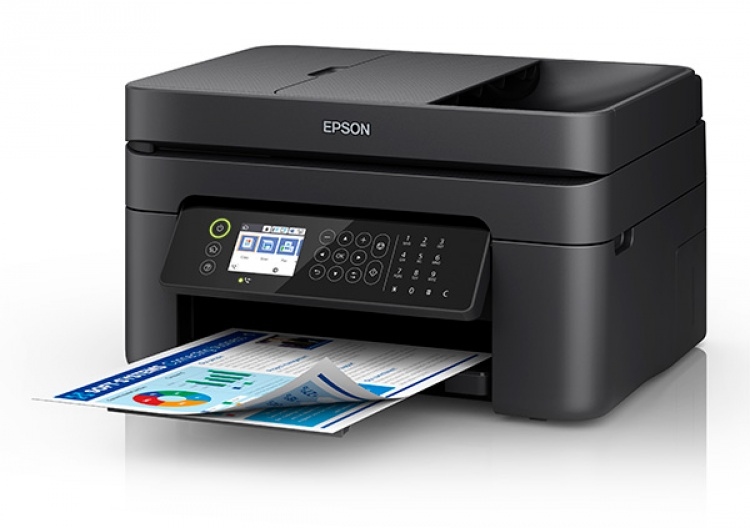 Epson WorkForce WF-2850 Multifunction Inkjet Printer